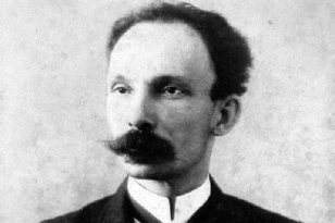"""José Martí (January 28, 1853 – May 19, 1895) was a Cuban national hero. Through his writings and political activity, he became a symbol for Cuba's bid for independence against Spain in the 19th century, and is referred to as the """"Apostle of Cuban Independence."""" From adolescence, he dedicated his life to the promotion of liberty, political independence for Cuba, and intellectual independence for all Spanish Americans; his death was used as a cry for Cuban independence from Spain by both the Cuban revolutionaries and those Cubans previously reluctant to start a revolt."""