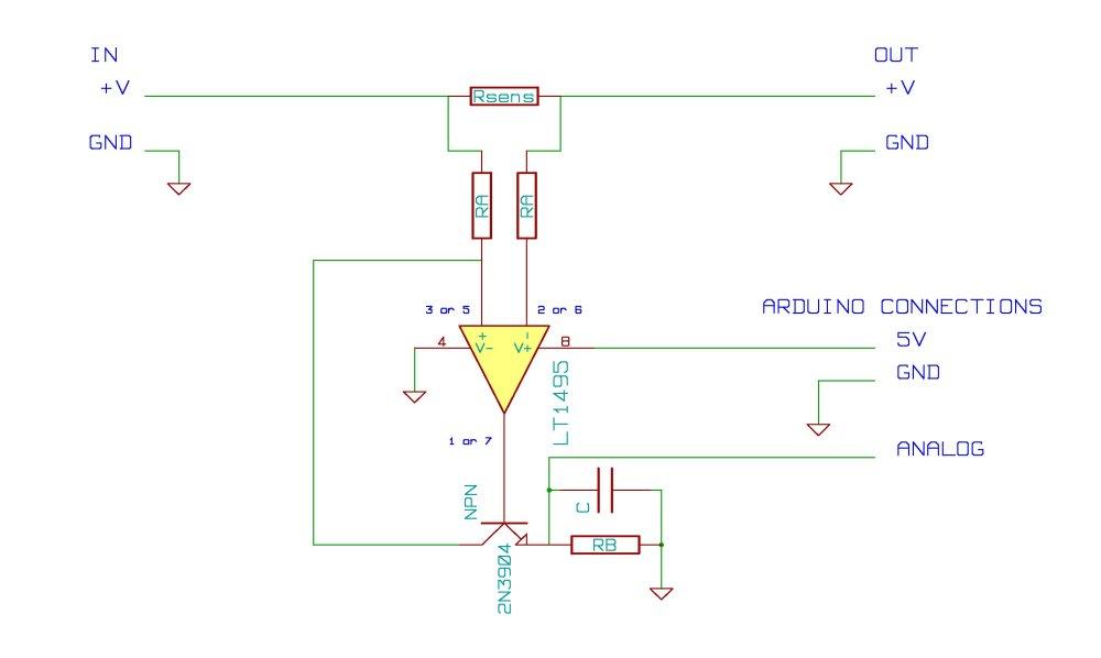 medium resolution of current measurment