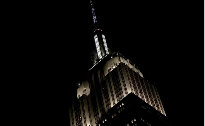 empire state building vue new york à voir à new york