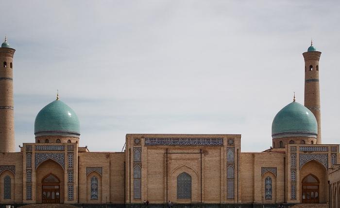 à faire, à faire à samarcande, à voir, à voir à kokand, incontournables de l'ouzbékistan, ourguentch, quoi faire en Ouzbékistan, sites de tachkent, mosquée tellia cheikh