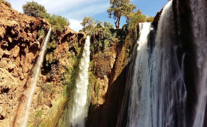 à voir à faire à Marrakech, incontournables, Jemaa el Fna, Koutoubia, maroc, Marrakech, médina Marrakech, quoi faire, les cascades d'ouzoud