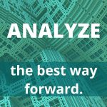 Analyse the best way forward