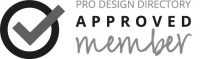 professional Web Designers Directory Approved Member Logo