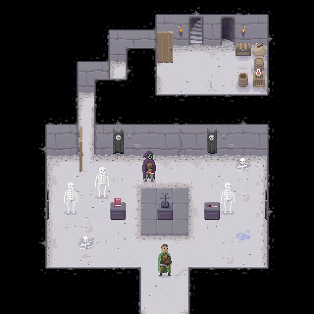 Dungeon Tileset  OpenGameArtorg