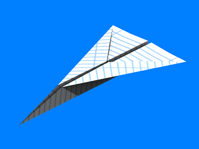 Paper Airplane  OpenGameArtorg