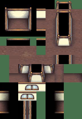 House Tileset Blackguard  OpenGameArtorg