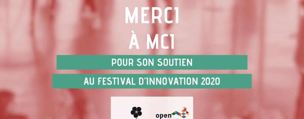 MCI partenaire Open Geneva 2020