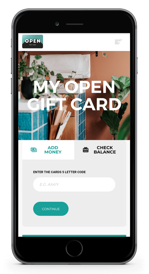 OPEN Mobile Image