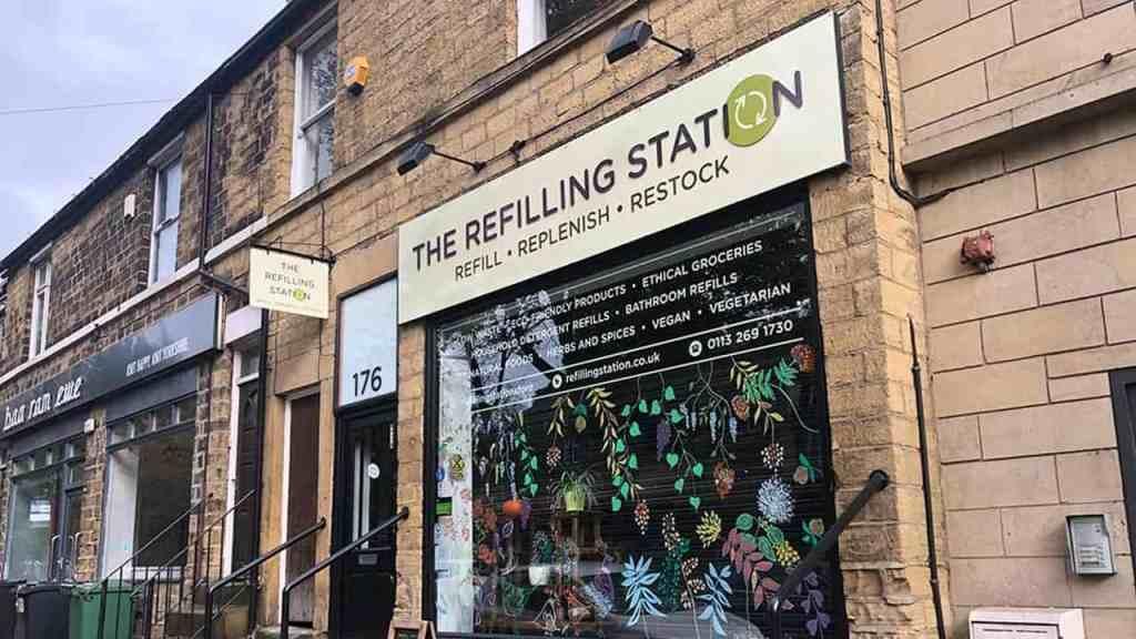 Refilling Station - Leeds