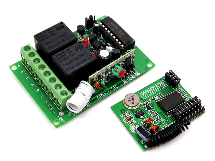 Cables Remote Wiring Diagram Openhacks Open Source Hardware Productos Rel 233 Remoto