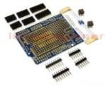 Prototype Wiring Shield v.5 (en Kit) for Arduino UNO Duemilanove Seeeduino