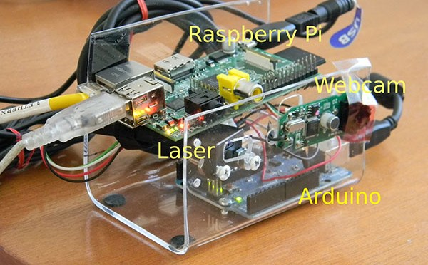 La Raspberry Pi y su primo el Arduino