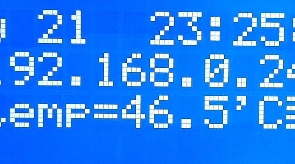 Conectando un display LCD de 20×4 a Rasperrt PI mediante I2C – I2C III