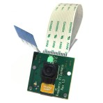 Raspberry Pi Camera Board 5MP, 1080p