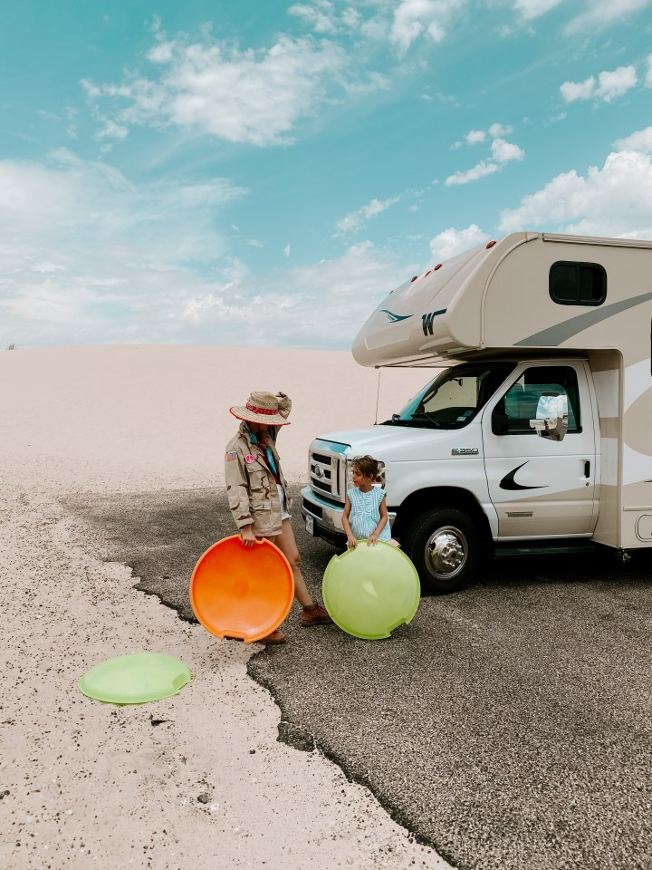 how to rent an RV on Outdoorsy