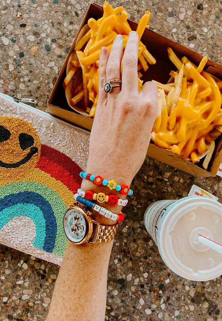 where to shop the smiley face trend