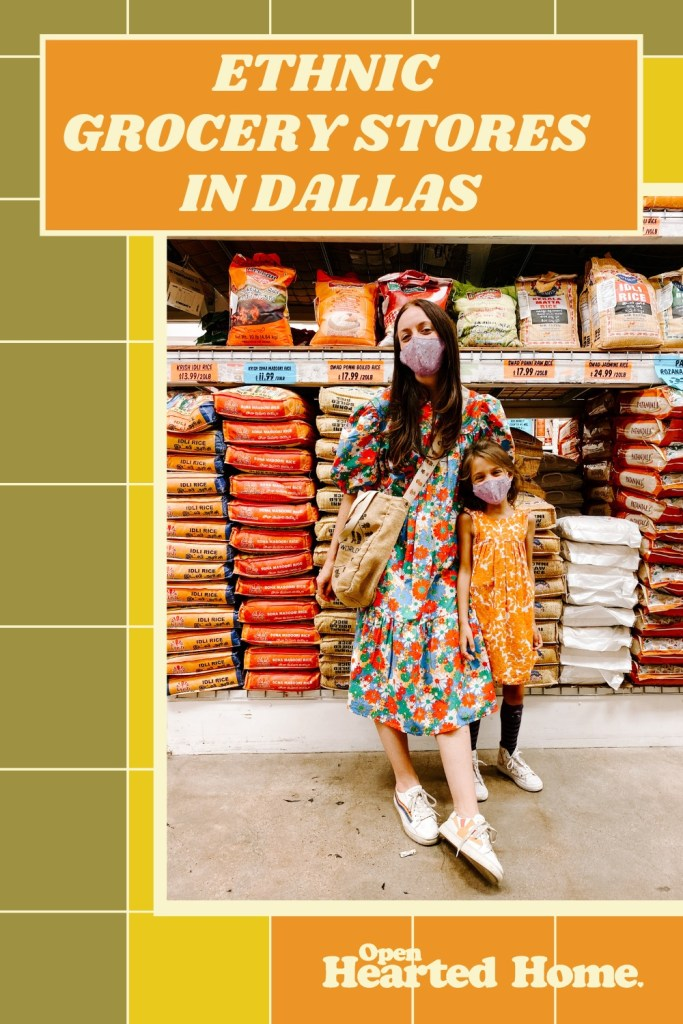 ethnic grocery stores in dallas