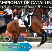 Campionat de Catalunya Doma Clàssica 2018