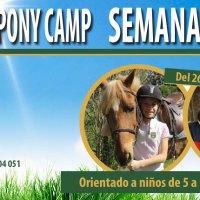 Horse&Pony Camp Semana Santa 2018