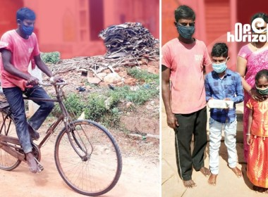karnataka-man-travels-112-km-on-cycle-to-get-medicines-for-son