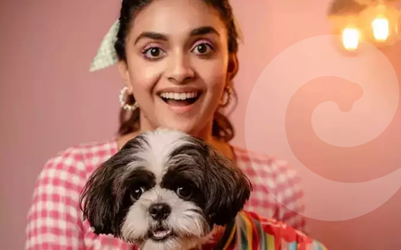 actress-keerthi-suresh-writes-a-letter-to-a-cook- dog