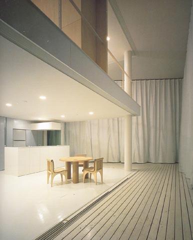 an openhouse  architecture  shigeru ban  japan  openhouse