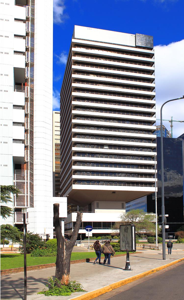 Edificio IBM  Open House Buenos Aires