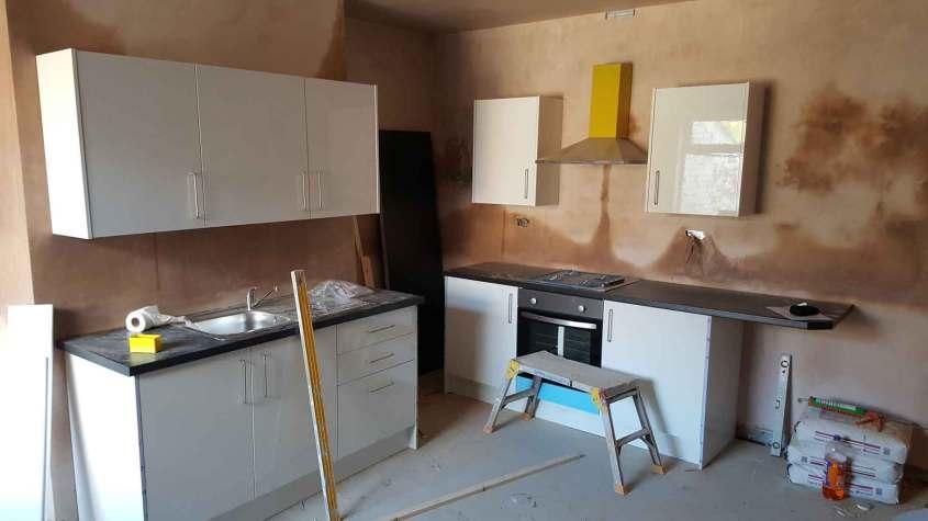 New Howdens kitchen