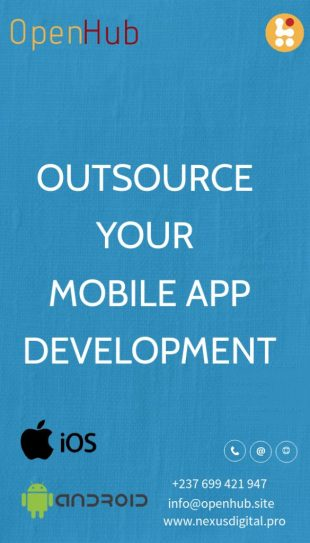 Openhub: Outsource your mobile app development