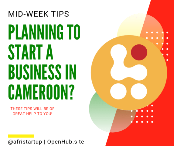 Start a business in Cameroon