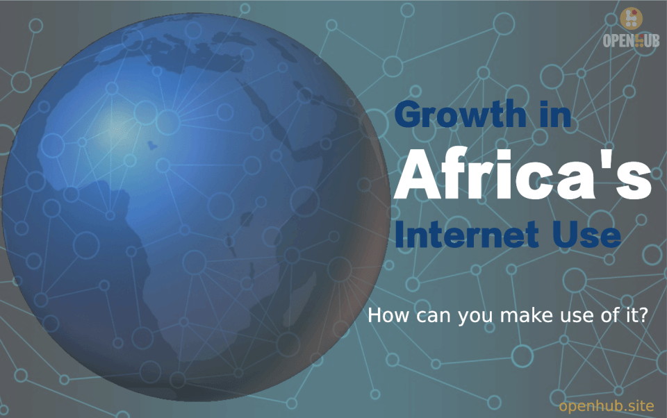 Internet Penetration Rate in Africa
