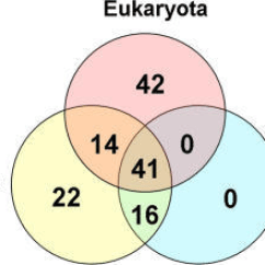 Eubacteria And Archaebacteria Venn Diagram True T 49f Wiring Showing The Distribution Of Transporter Fa Open I Families Across Three Domains Life