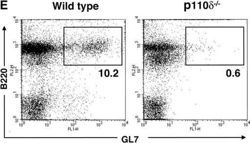 fig3:A Crucial Role for the p110δ Subunit of