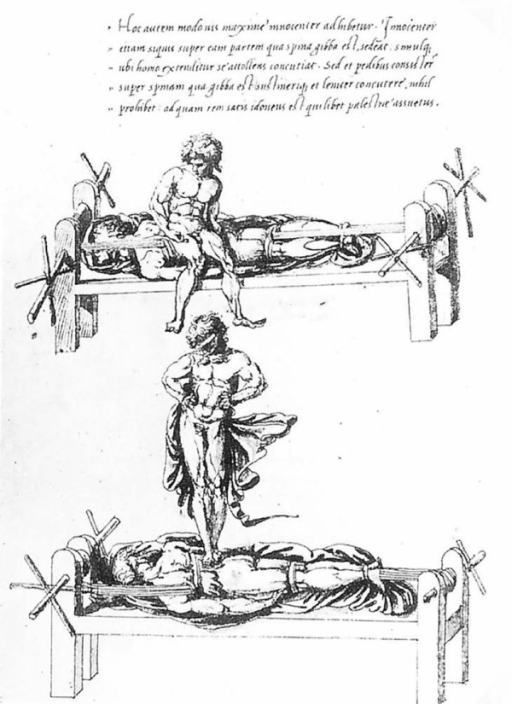 A drawing attributed to Vidus Viceus (16th century AD