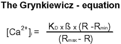 Figure 4:Methods for the study of ionic currents and Ca2