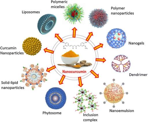 Different strategies of curcumin nano formulation prepa   Open-i
