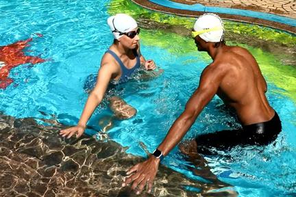 Niharica Raizada Fitness Routine