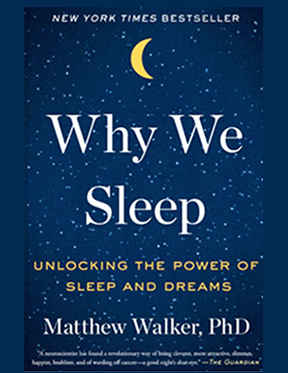 Book Review Why We Sleep