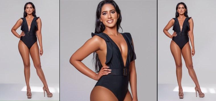Megha Rouniyar Miss Nepal