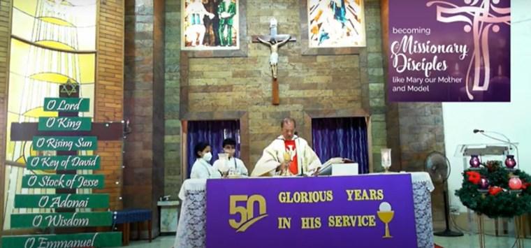Fr Aloysius Furtado Priest