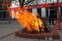 Fire on the High Street