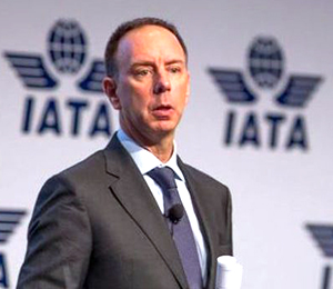 Peter Cerdá, IATA's Regional Vice President,The Americas.