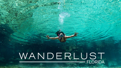 Visit Florida's Wanderlust Campaign.