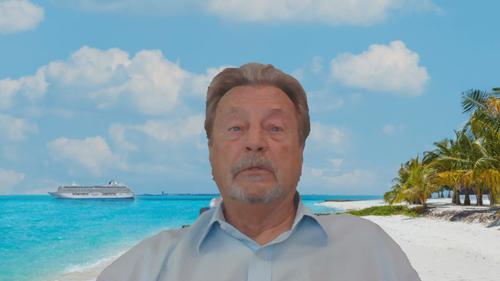 Jack Anderson, Interim President & CEO, Crystal Cruises.