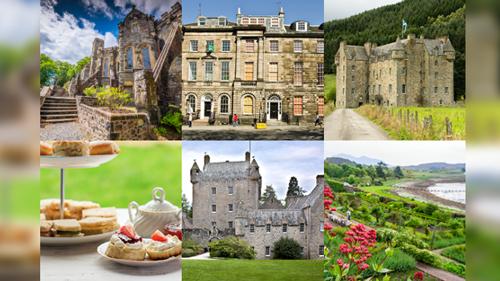 Scotland by Design itinerary.
