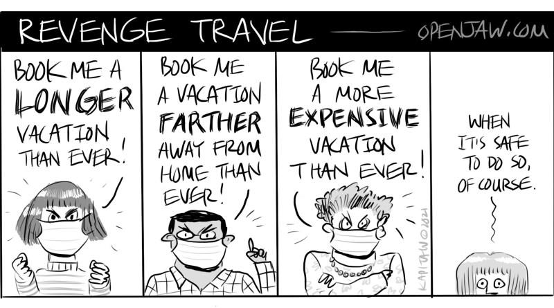 Revenge Travel