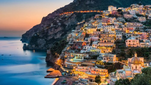 "Exodus' new ""Highlights of the Amalfi Coast"" rail journey travels from London to Naples."