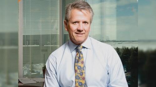 Richard Smart, CEO, TICO.