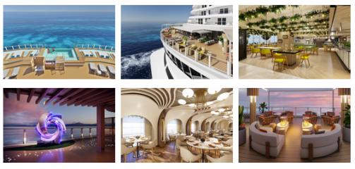 Norwegian Cruise Line's Prima