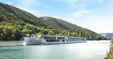 Crystal River Cruises Rhine Class Vessel